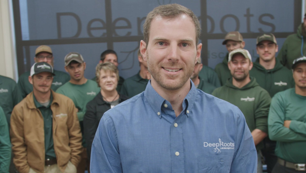 John's Story: Building Deep Roots Landscaping