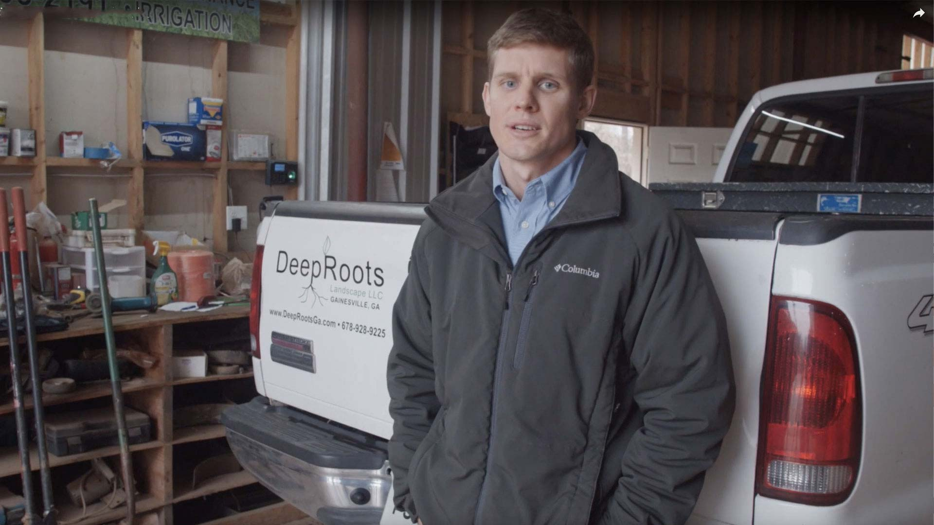 Ben's Story: Scaling Deep Roots Landscaping